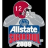 U ALABAMA CRIMSON TIDE 2009 ALLSTATE SUGAR BOWL PIN