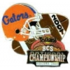 U FLORIDA GATORS 2007 BCS GAME TEAM FAN PIN UNIVERSITY OF FLORIDA PIN