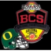 U OREGON DUCKS 2011 BCS CHAMPIONSHIP GAME PIN