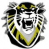 U FORT HAYS  STATE TIGERS PIN FORT HAYS STATE UNIVERSITY PRIMARY LOGO PIN