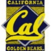 U CALIFORNIA BERKELEY GOLDEN BEARS PIN DIAMOND SQUARE CAL, BERKELEY PIN