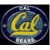 U CALIFORNIA BERKELEY GOLDEN BEARS PIN WINNING OVAL UNIVERSITY OF CALIFORNIA, BERKELEY PIN