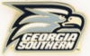 U GEORGIA SOUTHERN PIN EAGLES LOGO OF GEORGIA SOUTHERN UNIVERSITY