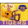 U LOUISIANA STATE LSU TIGERS PIN 75TH COTTON BOWL ANNIVERSARY PIN
