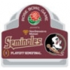 U FLORIDA STATE SEMINOLES 2015 FOOTBALL PLAYOFF SEMIFINAL TEAM PIN