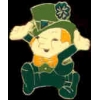 IRISH LUCKY LEPRECHAUN PIN