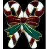 CHRISTMAS CANDY CANES PIN CHRISTMAS PINS