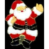 SANTA CLAUS CHRISTMAS PIN CHRISTMAS PINS