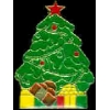 CHRISTMAS TREE PIN CHRISTMAS HOLIDAYS PINS