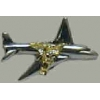 GUARDIAN ANGEL AIRPLANE PIN