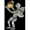 GUARDIAN ANGEL BASKETBALL PIN