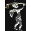GUARDIAN ANGEL GOLF PIN GOLFERS PIN DX