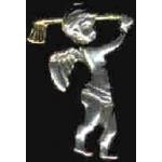 GUARDIAN ANGEL GOLF PIN GOLFERS PIN DX
