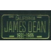 JAMES DEAN LICENSE BLACK PIN