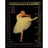 BALLET PIN STAMP PIN DX