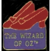 WIZARD OF OZ DOROTHYS RUBY SLIPPERS PIN