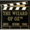 WIZARD OF OZ CLAPBOARD PIN