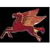 PEGASUS RED PIN