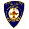 MESA, AZ FIRE DEPTMENT MINI FIRE PATCH PIN