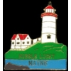 MAINE LIGHTHOUSE PIN NUBBLE LIGHTHOUSE PIN