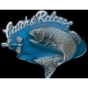 CATCH AND RELEASE FISH CAST PIN