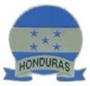 HONDURAS FLAG EMBLEM PIN
