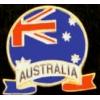 AUSTRALIA FLAG EMBLEM PIN