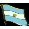 ARGENTINA PIN COUNTRY FLAG PIN
