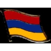 ARMENIA PIN COUNTRY FLAG PIN