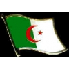 ALGERIA PIN COUNTRY FLAG PIN