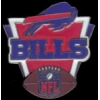 BUFFALO BILLS PIN FOOTBALL VICTORY PIN