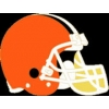 CLEVELAND BROWNS HELMET PIN