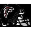 ATLANTA FALCONS HELMET PIN