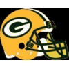 GREEN BAY PACKERS HELMET PIN