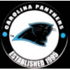 CAROLINA PANTHERS PIN ESTABLISHED YEAR PANTHERS PIN