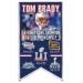 NEW ENGLAND PATRIOTS MVP TOM BRADY SUPER BOWL 51 HISTORY PIN