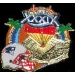 NEW ENGLAND PATRIOTS SUPER BOWL 39 CHAMPION HELMET PIN