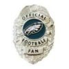 PHILADELPHIA EAGLES FAN BADGE PIN