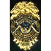 PIECE OFFICER BADGE DX