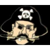 JOLLY ROGER PIRATE PIN