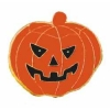 Jack-o'-Lantern Scary Pumpkin Halloween Pin