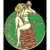 MAINTANCE GAL NOSE ART PIN DX