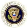 SEAL OF THE PRESIDENT OF THE UNITED STATES PIN