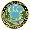 CIVILIAN CONSERVATION CORPS PIN CCC LOGO PIN