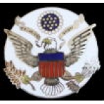 GREAT SEAL OF UNITED STATES PIN USA EAGLE PIN