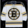 BOSTON BRUINS PIN AWAY WHITE JERSEY