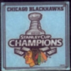 CHICAGO BLACKHAWKS 2010 STANLEY CUP PIN SQ