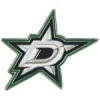 DALLAS STARS LOGO NHL HOCKEY PIN