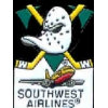 ANAHEIM MIGHTY DUCKS SOUTHWEST VIP LOGO PIN