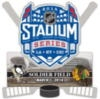 PITTSBURGH PENGUINS VS CHICAGO BLACKHAWKS 2014 STADIUM SERIES NHL PIN